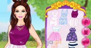 Modowe inspiracje Barbie