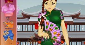 Moda chińska