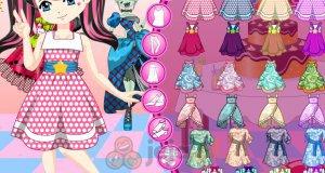 Urodziny z Monster High