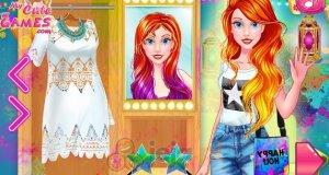 Księżniczki i wiosenna przygoda