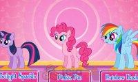 Mała Barbie fanką My Little Pony