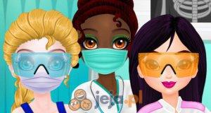 Księżniczki vs pandemia