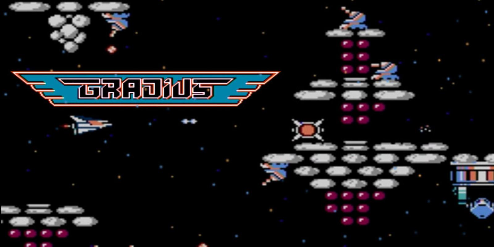 Konami Code Gradius