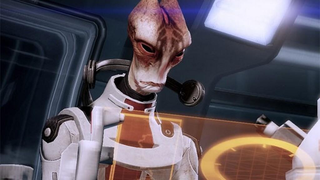 Lek na genofagium - Mass Effect 3