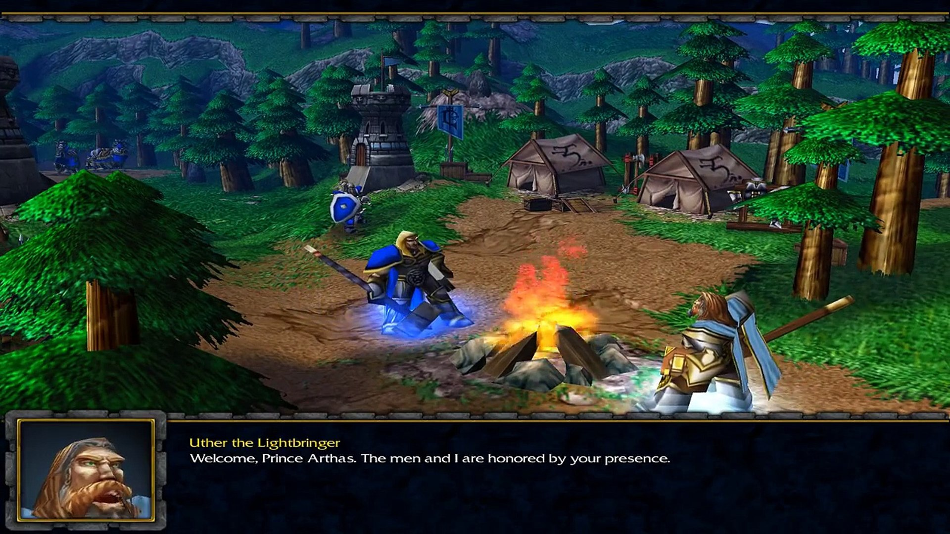 Rzeź Stratholme - WarCraft III: Reign of Chaos