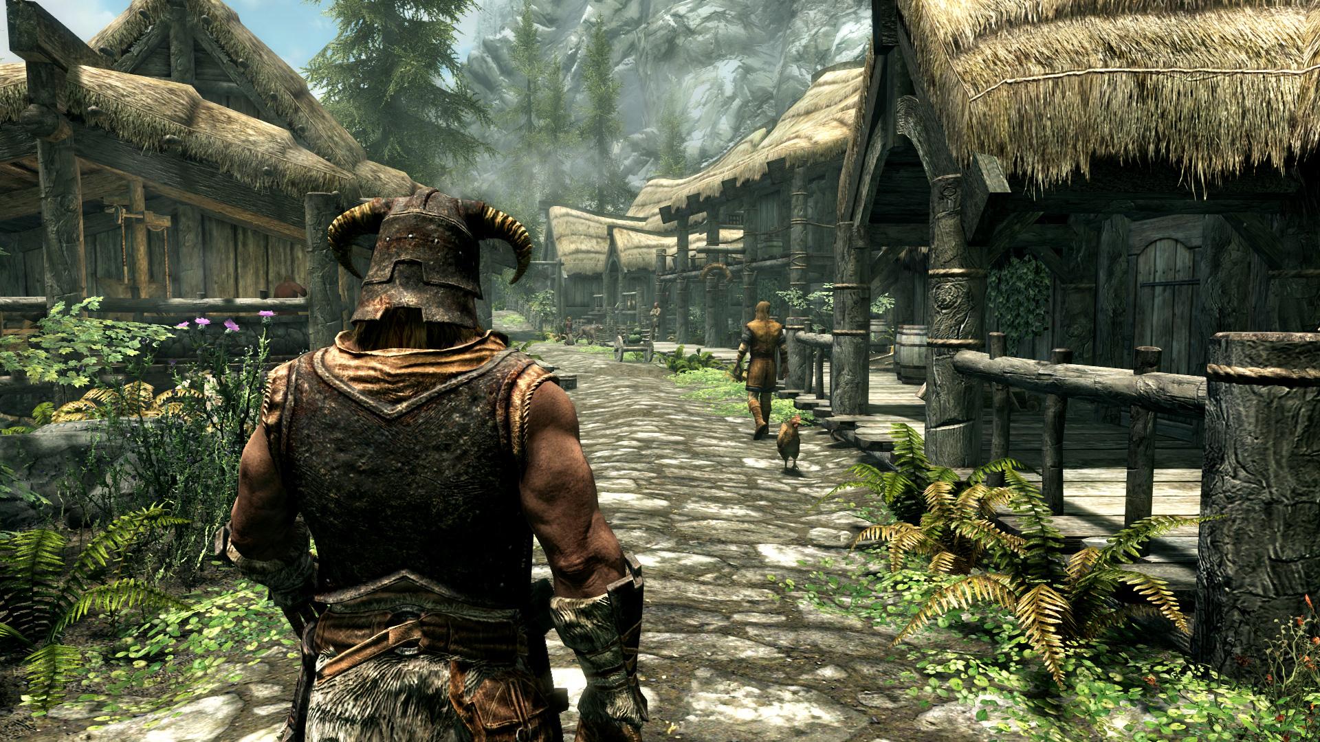 Okradanie biednych - serie The Elder Scrolls i Fallout