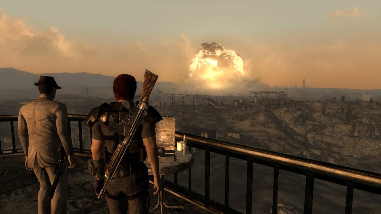 Wysadzenie Megatony - Fallout 3