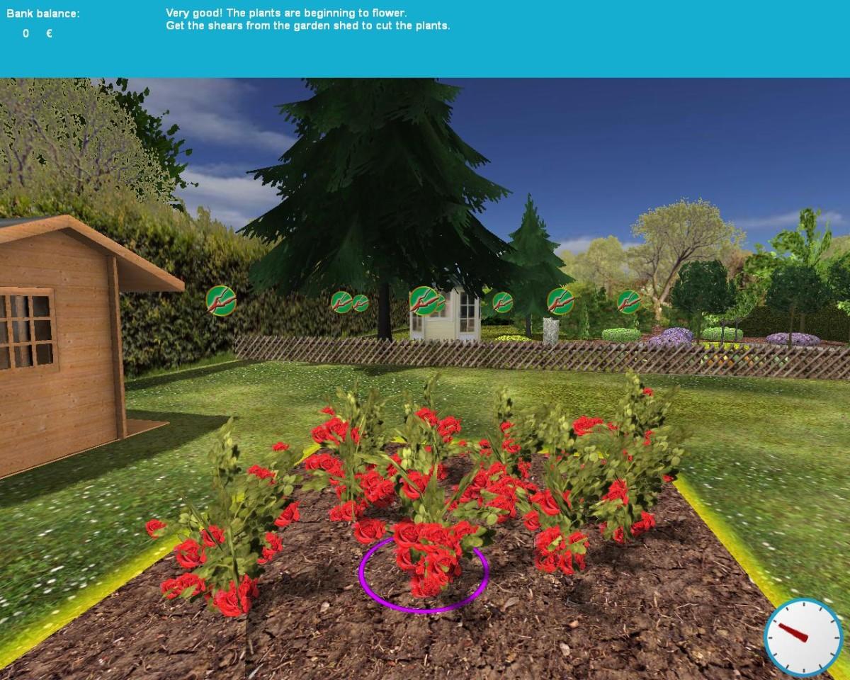 Garden Simulator 2010 / Twój Ogród - symulator ogrodnika