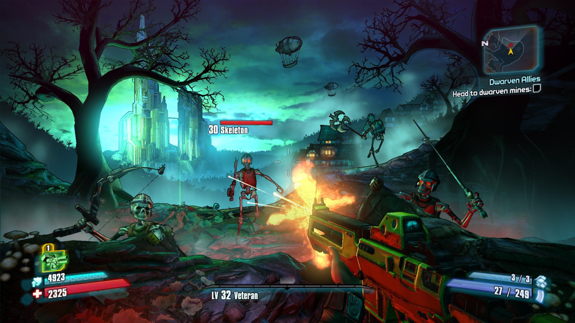 Borderlands 2: Tiny Tina's Assault on Dragon's Keep