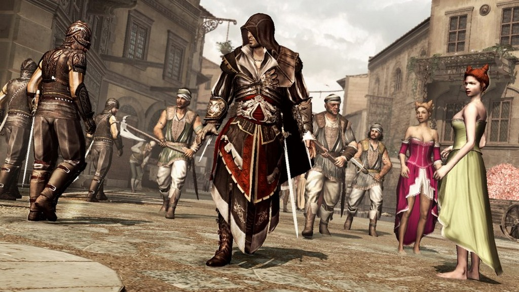 Zbroja Altaira - Assassin's Creed II