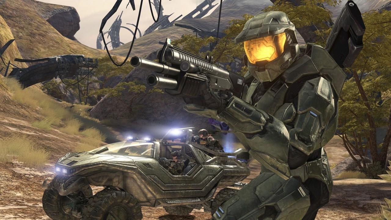 Pancerz bojowy MJOLNIR - seria Halo