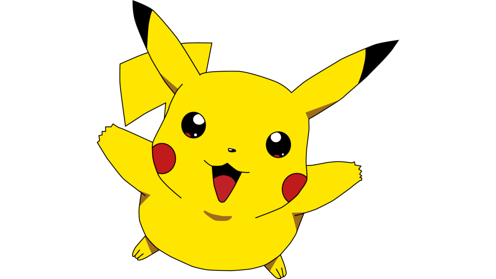 Pikachu – Pokemon Red i Blue