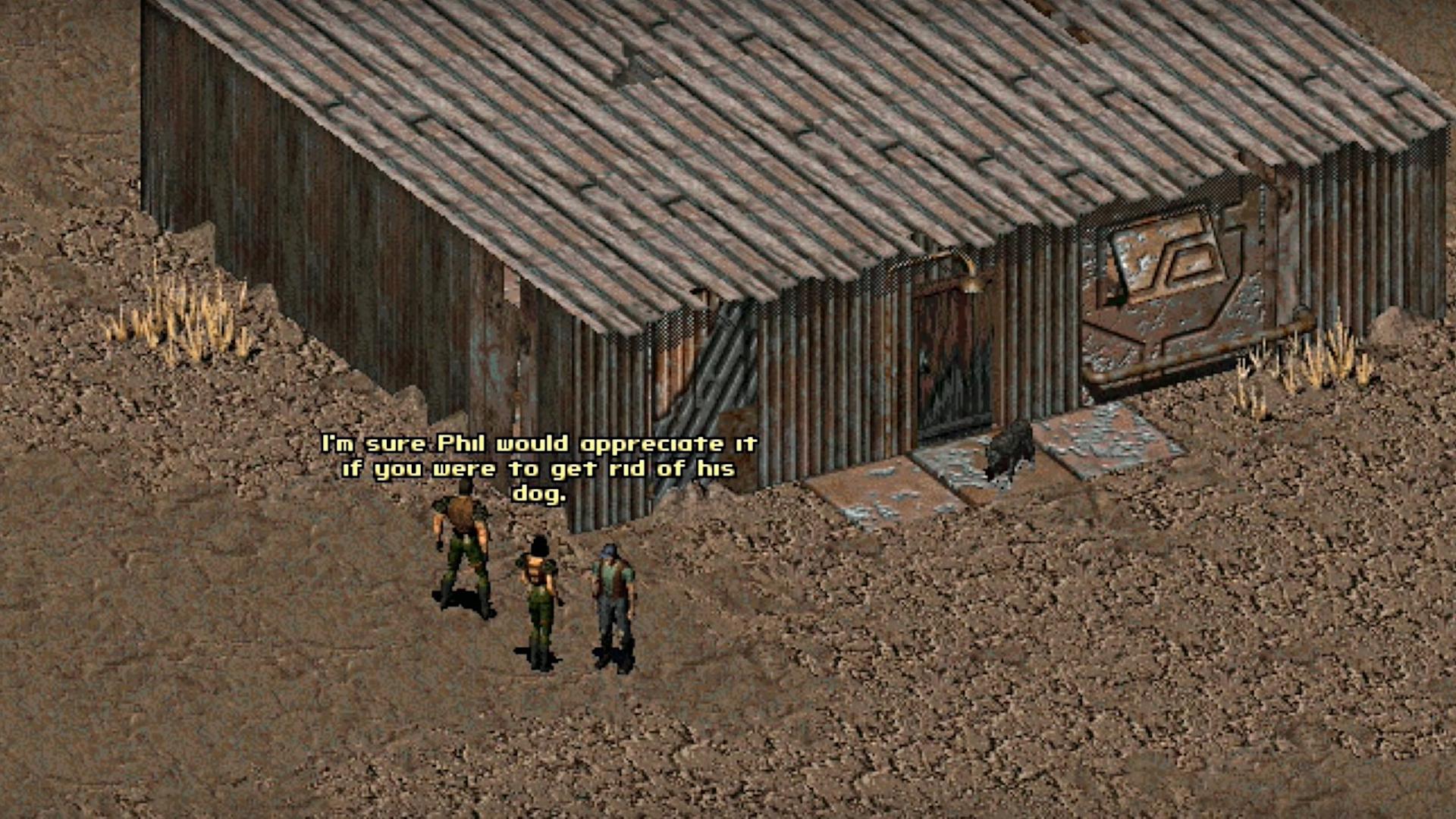 Ochłap – Fallout