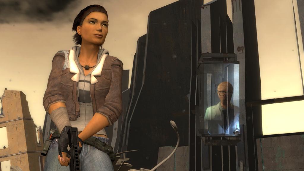 Alyx - Half-Life 2