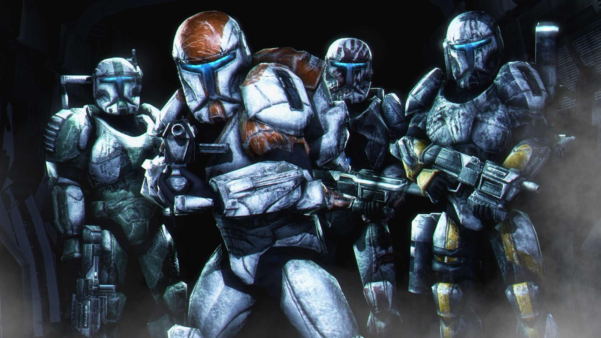Oddział Delta – Star Wars Republic Commando