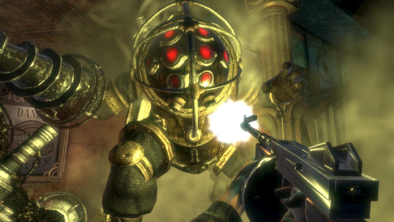 Gracz jest tylko kukiełką – BioShock