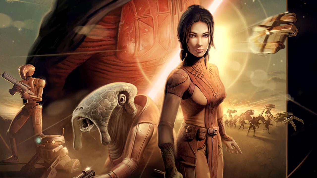 Gdy dowiadujesz się, kim naprawdę jesteś - Star Wars: Knights of the Old Republic
