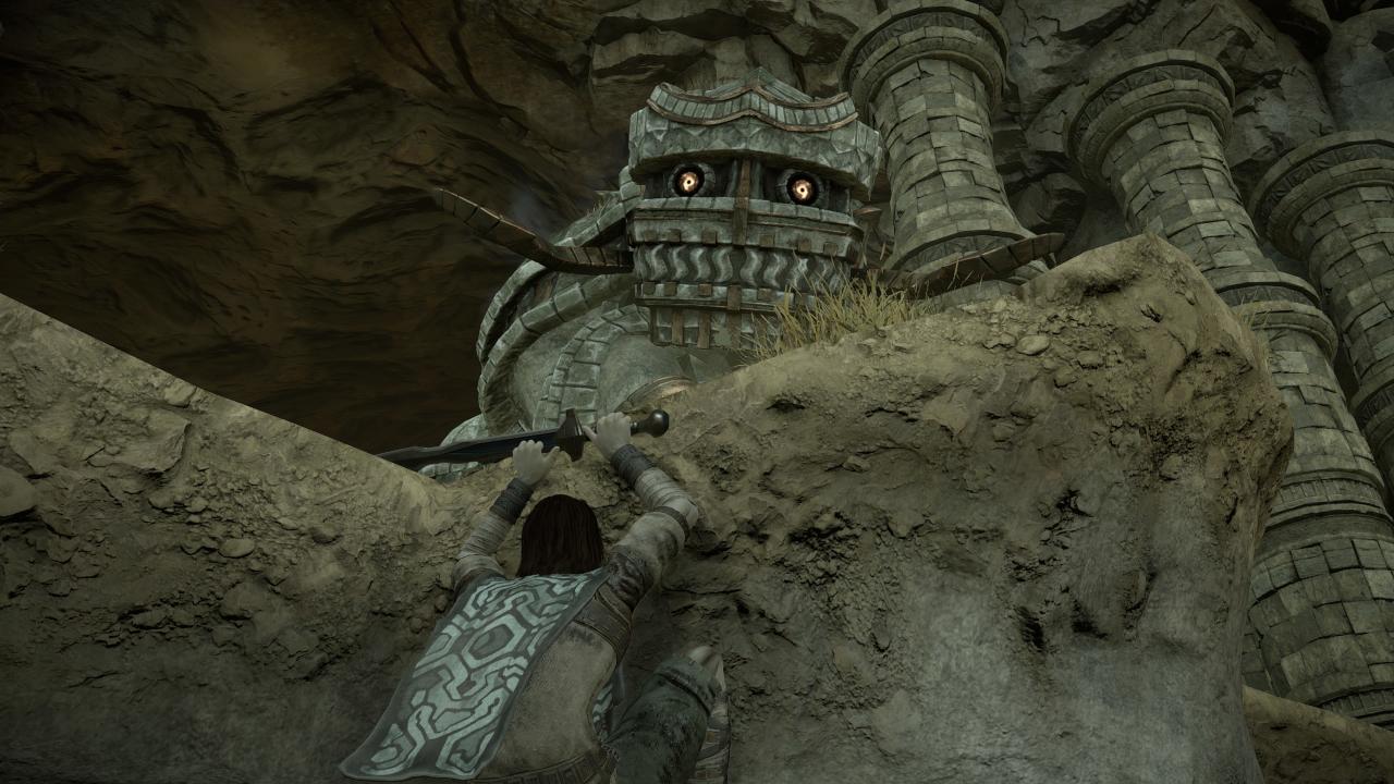 Misja ratunkowa, która pogrąży świat w mroku - Shadow of the Colossus