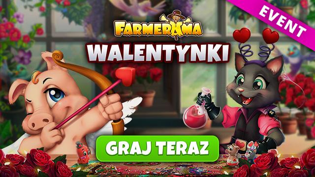 Walentynki w Farmeramie