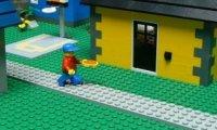 Lego - Dostawca Pizzy