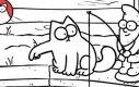 Kot Simona - Lodowa Eskapada