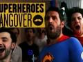 Superbohaterowie na imprezie