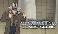 Mroczny Rycerz Powstaje - Bonus z Banem - Jak powinien się skończyć