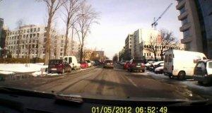 Codzienność na warszawskich drogach