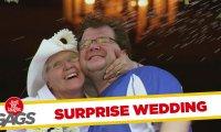 Ukryta kamera - Ślub z babcią