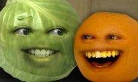 Nieznośna pomarańcza - kapusta