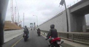 Niebezpieczna przejażdżka