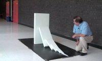 Ciekawostka - reakcja łańcuchowa domino