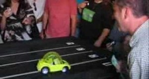 Chomikowe wyścigi samochodowe