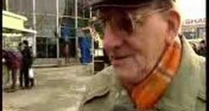 Dziadek w Wawie