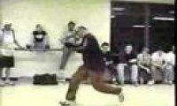 Breakdanceowa walka