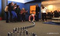 Domino z 10 000 telefonów iPhone 5
