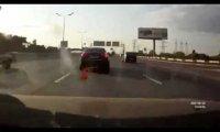 Niespodzianka na drodze szybkiego ruchu
