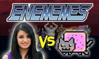 Walki memów: Rebecca Black vs Nyan Cat