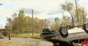 Ukryta kamera - straszny wypadek