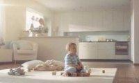 Poranek z dzieckiem