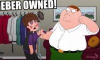 Bieber pobity przez Petera