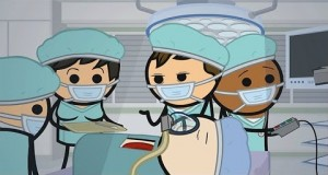 Cyanide & Happiness: Transplantacja