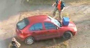 Demolka samochodu
