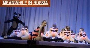 Rosyjska interpretacja Kubusia Puchatka