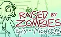 Ewakuacja z miasta Zombie 3 - animacja