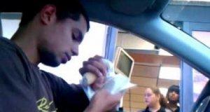 Lody w wafelku z McDonalds