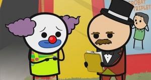 Cyanide & Happiness: klaun