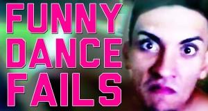 Kompilacja tanecznych wypadków - FailArmy