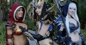 Blizzcon 2013 Epicki Cosplay