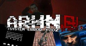 System Error #002: Sekretny Krowi Poziom